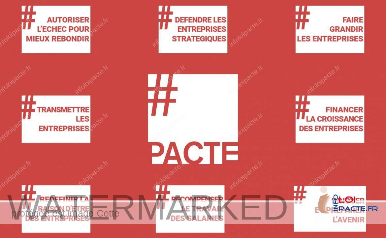 FAQ Loi pacte