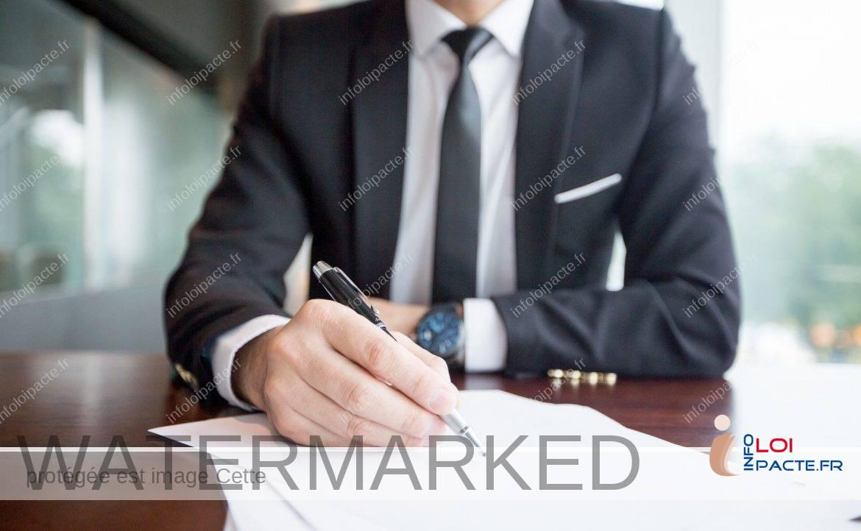 Le coup de pouce de la loi Pacte aux entrepreneurs